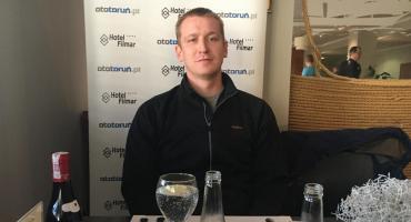 Krystian Makowski: Chcę się bawić i zdobywać jak najwięcej bramek