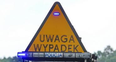Niebezpieczny początek weekendu. Koszmarny wypadek z udziałem TIR-a na autostradzie A1
