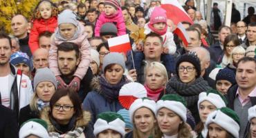 Tak Toruń świętował 100-lecie odzyskania niepodległości [FOTO]