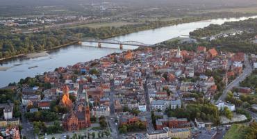Syreny alarmowe w Toruniu. Jest komunikat miejskich służb