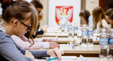 """Konkurs Ortograficzny """"O Pióro Starosty Toruńskiego"""" rozstrzygnięty [FOTO]"""