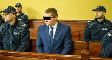 Zapadł prawomocny wyrok ws. Dawida W. Mężczyzna zabił człowieka przy ul. Gagarina [FOTO]