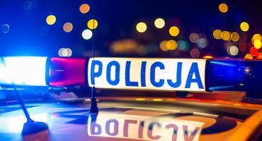 Tragiczny poranek na drogach w regionie. W samochodzie znaleziono spalone zwłoki kierowcy
