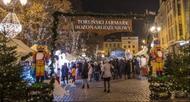 Tak wygląda tegoroczny Jarmark Bożonarodzeniowy w Toruniu [WIDEO]