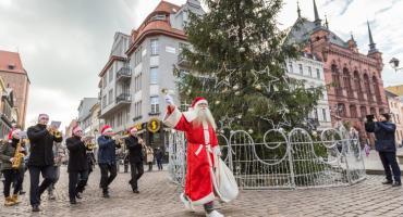 Mieszkańcy wspólnie upieką pierniki i zaśpiewają kolędy w Toruniu