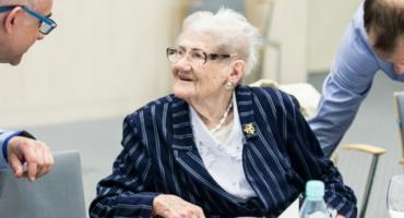 Seweryna Żwańska: Mam w pamięci święta z 1939 roku