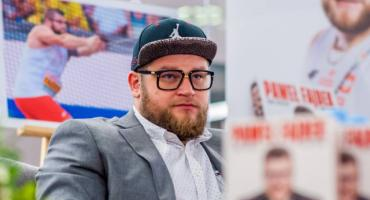 Paweł Fajdek: Moja książka bawi!