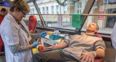 W czwartek możemy oddać krew i pomóc potrzebującym