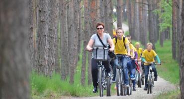Oto jedna z najlepszych tras rowerowych w Polsce