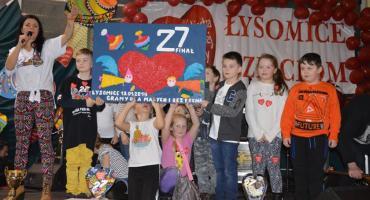 Kolejny rekord WOŚP w gminie Łysomice [WIDEO]