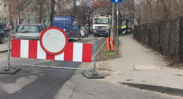 Awaria sieci wodociągowej w Toruniu. Apel do mieszkańców [FOTO]