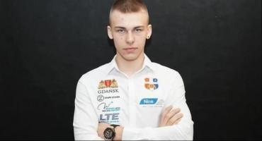 Utalentowany junior z Torunia będzie zdobywać punkty dla Wybrzeża Gdańsk