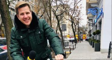 Filip Chajzer weźmie udział w charytatywnym wyzwaniu w Toruniu