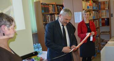 Podtoruńska biblioteka ma nową lokalizację [FOTO]
