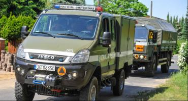 W Toruniu odnaleziono bombę lotniczą zapalającą
