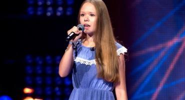 14-latka z Torunia w The Voice Kids. Dawid Kwiatkowski: do piosenki dołożyłaś delikatność [WIDEO]