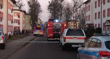 W mieszkaniu w Toruniu wybuchła butla z gazem. Sprawą zajmuje się policja [FOTO, WIDEO]