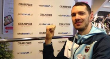 Aaron Cel: Marzę o mistrzostwie z Polskim Cukrem