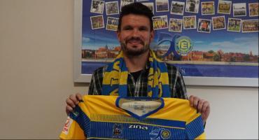 Były zawodnik hiszpańskiej LaLiga podpisał kontrakt z Elaną Toruń! [FOTO]