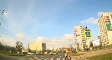 Kontrowersyjna jazda taksówkarza z toruńskiej korporacji [WIDEO]