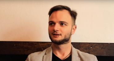 Oskar Piasecki: Nasza kawiarnia jest wyjątkowa z uwagi na koty, ale nie tylko