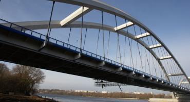 Policjanci odnaleźli zaginioną 40-latkę na... toruńskim moście