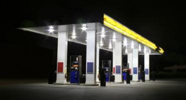 Złodziej ukradł samochód na toruńskiej stacji benzynowej! [FOTO]