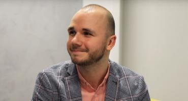 Rafał Jasionkowski: Torunianie chcą się uczyć tańca