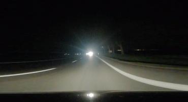 O krok od tragedii na drodze pod Toruniem [WIDEO]