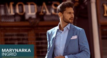 Jagoda Kraszewska: Najważniejsze, by nasz klient czuł się w garniturze swobodnie