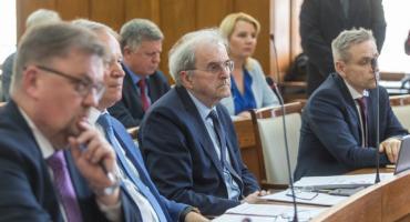 Sejmik udzielił absolutorium i wotum zaufania zarządowi województwa