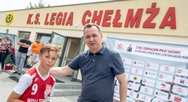 Wisła Toruń najlepsza w Chełmży