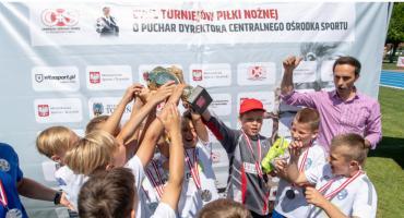 Piąty turniej o Puchar Dyrektora COS dla UKS Gol Brodnica [FOTO]