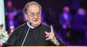 """Ojciec Rydzyk w TVP. Mówił o rewolucji kulturowej, księżach pedofilach i """"odmieńcach"""""""