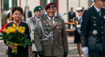 Polski generał nowym szefem ośrodka NATO w naszym województwie