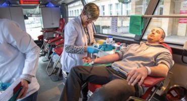 W czwartek oddajemy krew i pomagamy potrzebującym