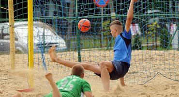 Druga kolejka Toruńskiej Ligi Beach Soccera. Zgoda Chodecz nadal na czele