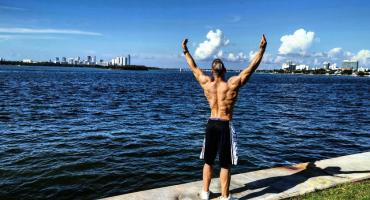 Torunianin wystąpi na zawodach Arnolda Schwarzeneggera! [FOTO]