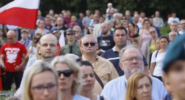 Torunianie uczcili 75. rocznicę Powstania Warszawskiego [FOTO]