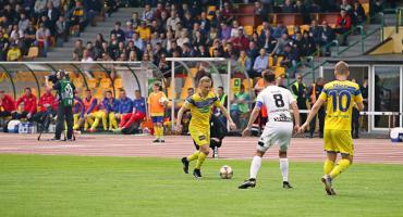 Elana Toruń bezradna na własnym stadionie...