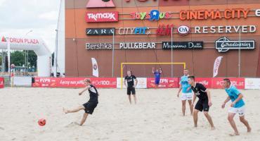 Toruńska Liga Beach Soccera wkracza w decydującą fazę