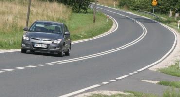 Remont drogi wojewódzkiej 246 w Złotnikach Kujawskich zakończony
