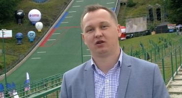Mariusz Kałużny idzie do Sejmu. Start ogłosił na Wielkiej Krokwi w Zakopanem