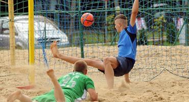 Faworyci nie zawiedli! Oto wyniki szóstej kolejki Toruńskiej Ligi Beach Soccera