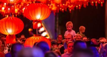 W Toruniu rozpoczęła się 11. edycja Bella Skyway Festival [FOTO]