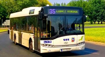 Zmiany w rozkładzie MZK. W autobusach z Lubicza pojawią się specjalni obserwatorzy