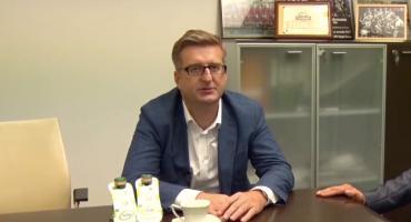 Grzegorz Flanz: Stawiamy na nowoczesność