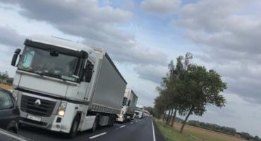 Wypadek pod Toruniem. Droga całkowicie zablokowana!