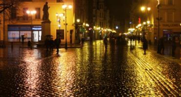 Nocny pościg strażników za… pijanym 16-latkiem na rowerze miejskim