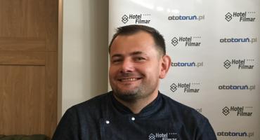 Łukasz Lofek: Praca w gastronomii to duże poświęcenie